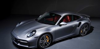 Porsche yeni 911 Turbo S
