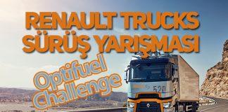 Renault Trucks Sürüş Yarışması