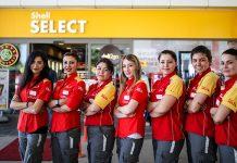 Shell'de Kadın Enerjisi