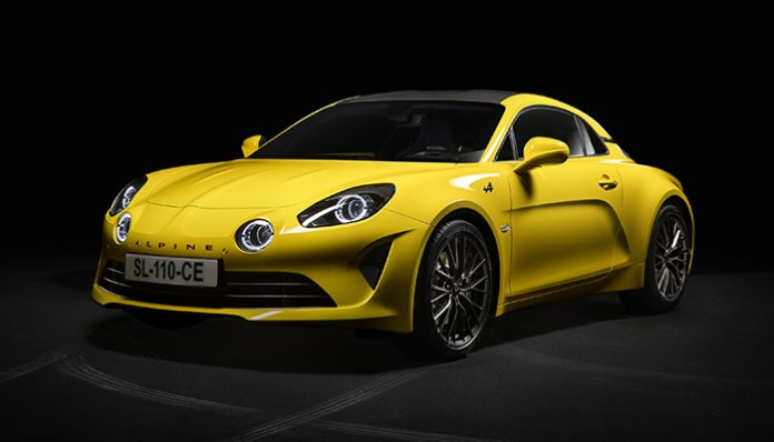 Renault Grubu markası Alpine 2020