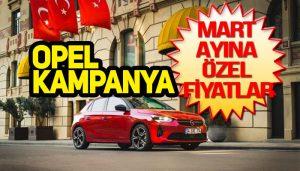 Opel Kampanya