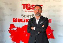 TOSEF Genel Sekreteri Timur Selçuk Turan