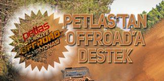PETLAS 2020 Türkiye Offroad Şampiyonası
