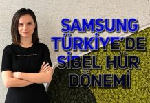 Samsung Electronics Türkiye'nin İletişim Lideri Sibel Hür oldu