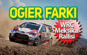 Ogier, Toyota Yaris WRC ile ilk zaferini kazandı