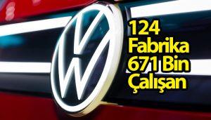 Volkswagen'in haftalık Coronavirus zararı 2 milyar Euro