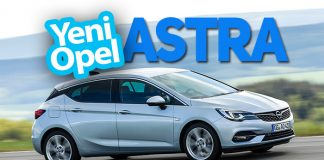 Yeni Opel Astra HB