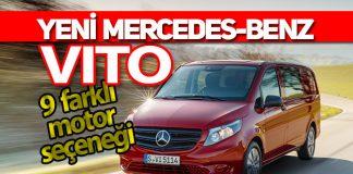 Yeni Mercedes-Benz Vito Türkiye'ye ne zaman gelecek?