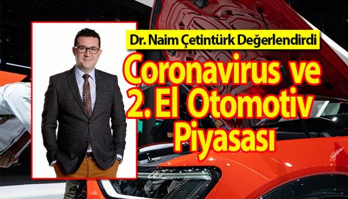 İkinci el araç satışında Coronavirus süreci nasıl ilerleyecek?