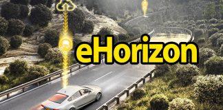 Continental eHorizon teknolojileri