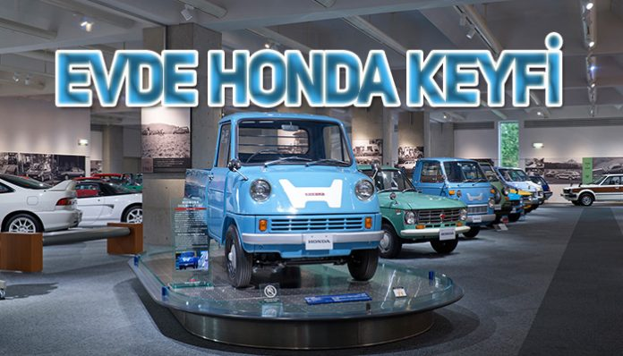Honda Sanal Tur