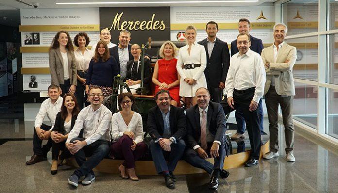 Mercedes-Benz Finansal Hizmetler 2020'nin en iyi işverenleri arasında