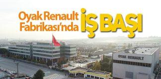 Oyak Renault, üretim faaliyetlerine yeniden başlayor
