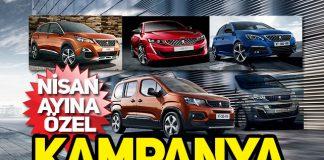 Peugeot Türkiye Kampanya