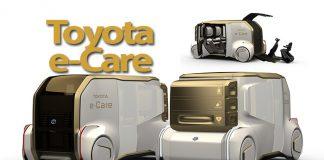 Toyota e-care