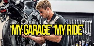 Yamaha Motor Türkiye'den'My Garage' ve 'My Ride' uygulamaları