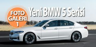 Yeni BMW 5 Serisi Foto Galeri
