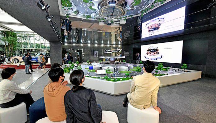 Hyundai Akıllı Mobilite Ekosistemi