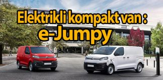 Yeni Citroen e-Jumpy ile hafif ticaride elektrikli keyfi!
