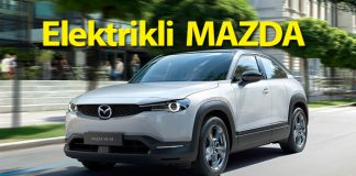 Mazda'nın tamamen elektrikli aracı MX-30'un üretimi başladı