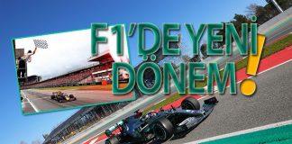 Formula 1 ne zaman başlayacak?