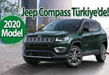 2020 Model Jeep Compass