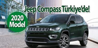2020 Model Jeep Compass