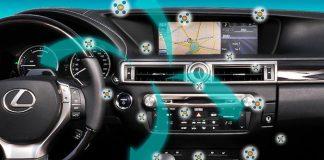 Lexus'un Nanoe Klima Teknolojisi virüsleri etkisiz hale getiriyor