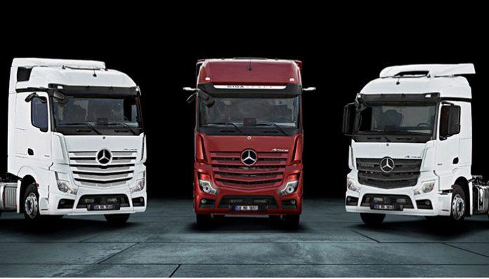 Mercedes-Benz kamyon modellerinde Mayıs ayına özel fırsat
