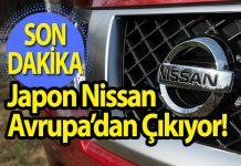 Japon otomotiv şirketi Nissan