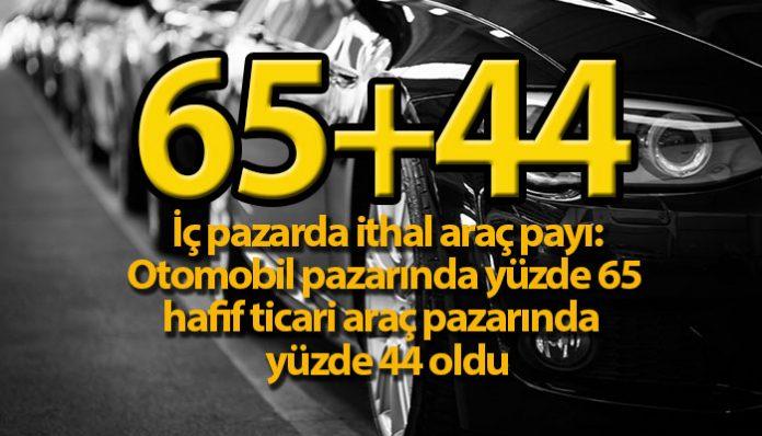 Otomotiv Sanayii Derneği, Ocak-Nisan verilerini açıkladı!