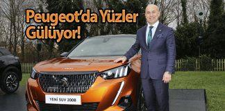 Peugeot, SUV segmentinin en çok satan markası