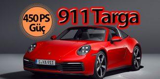 Yeni Porsche 911 Targa ile 4 tekerlekten çekiş keyfi!