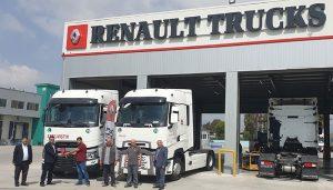 Onaylar Ekspress, Renault Trucks ile filosunu güçlendirdi