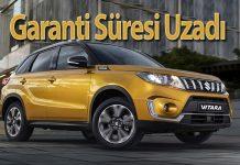Suzuki garantisi dolan araçların garantisini uzatıyor!