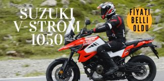 Suzuki V-Strom