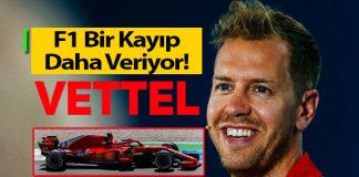 Ferrari Sebastian Vettel'i arar mı!