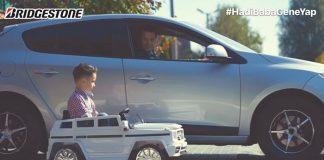 Bridgestone, Babalar Günü için özel bir film yayınladı