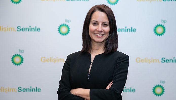 bp Türkiye Kurumsal İletişim Müdürü Eda Gökay