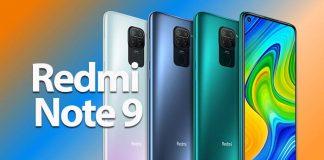 Xiaomi, Redmi Note 9'u Türkiye'de satışa sundu