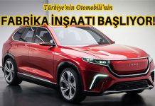Türkiye'nin Otomobili'nin Fabrikası