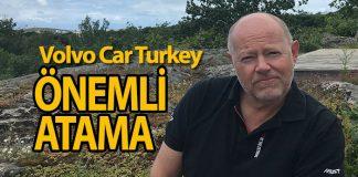 Volvo Car Turkey Yeni Genel Müdürü Magnus Boman oldu