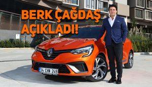 Renault MAİS Genel Müdürü Berk Çağdaş,