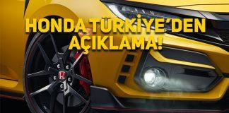 Honda Türkiye siber saldırıya ilişkin açıklama yaptı!