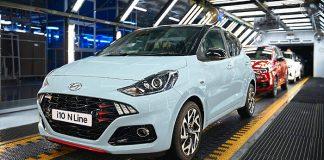 Hyundai Assan Yeni i10 N Line