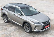 Lexus'un yenilenen lüks SUV'u RX Türkiye'de satışa sunuldu