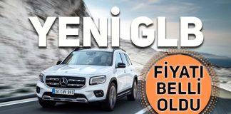 Mercedes-Benz Yeni GLB Türkiye'de kaça satılacak!