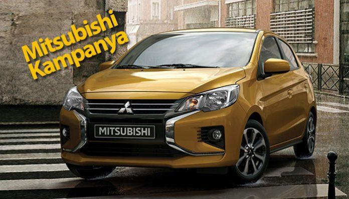 """Mitsubishi'den tüm modellere """"Sıfır Faiz"""" kampanyası"""