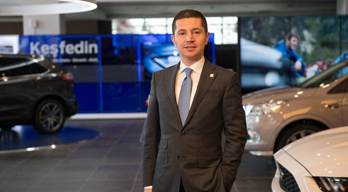 Otomotiv Yetkili Satıcıları Derneği (OYDER) Yönetim Kurulu Başkanı Murat Şahsuvaroğlu