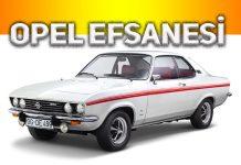 Opel'in adını manta balığından alan efsane modeli 50 yaşında